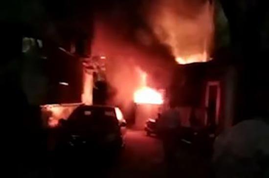 汕头纵火案嫌犯被批捕:与女屋主同居 为泄愤纵火