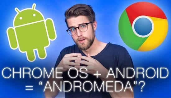 """再见Android,谷歌加速开发""""仙后座""""新OS的照片 - 2"""
