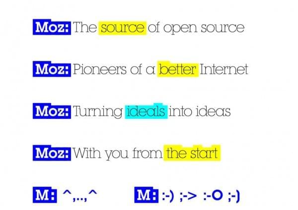 Mozilla邀请公众重新设计logo 方案缩小至4个的照片 - 5