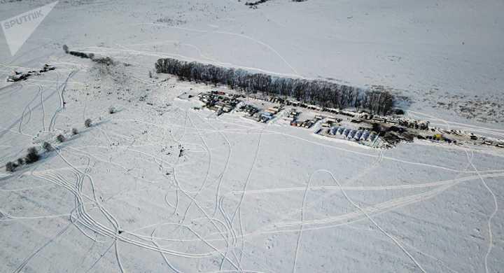 俄客机坠毁71人遇难 黑匣子存有最后一次飞行数据