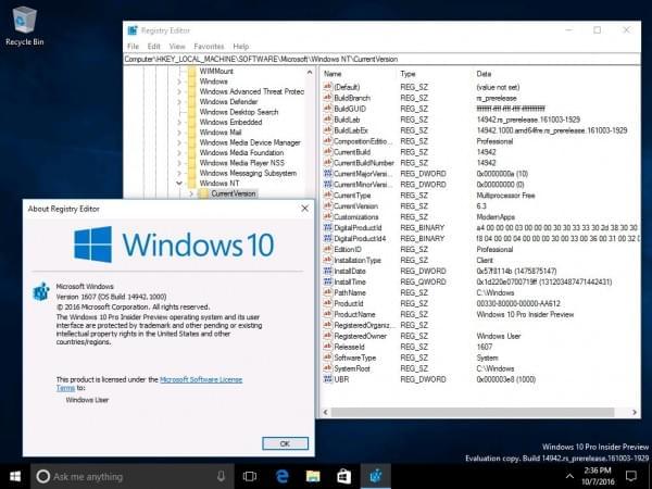 Windows 10 Build 14942发布:为大内存PC特别优化的照片 - 10