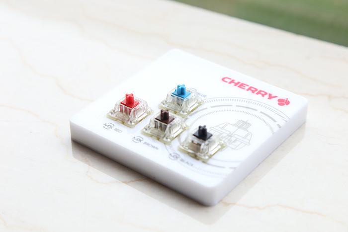 纵观键盘的变化:CHERRY依旧一家独霸?