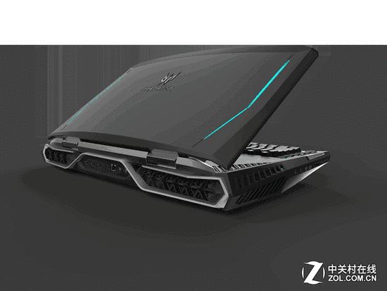 掠夺者21 X 全球首款曲面电竞本登场