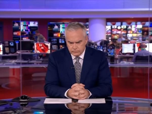 BBC主播呆坐镜头前4分钟:没人告诉我播出了