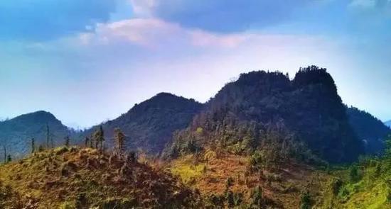 高县位于四川南部,这里民风淳朴