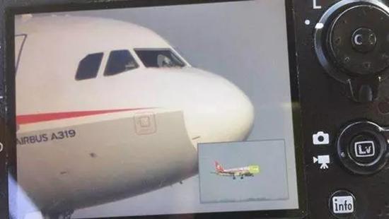 飞着飞着驾驶舱玻璃没了 航班机组处置被网友怒赞