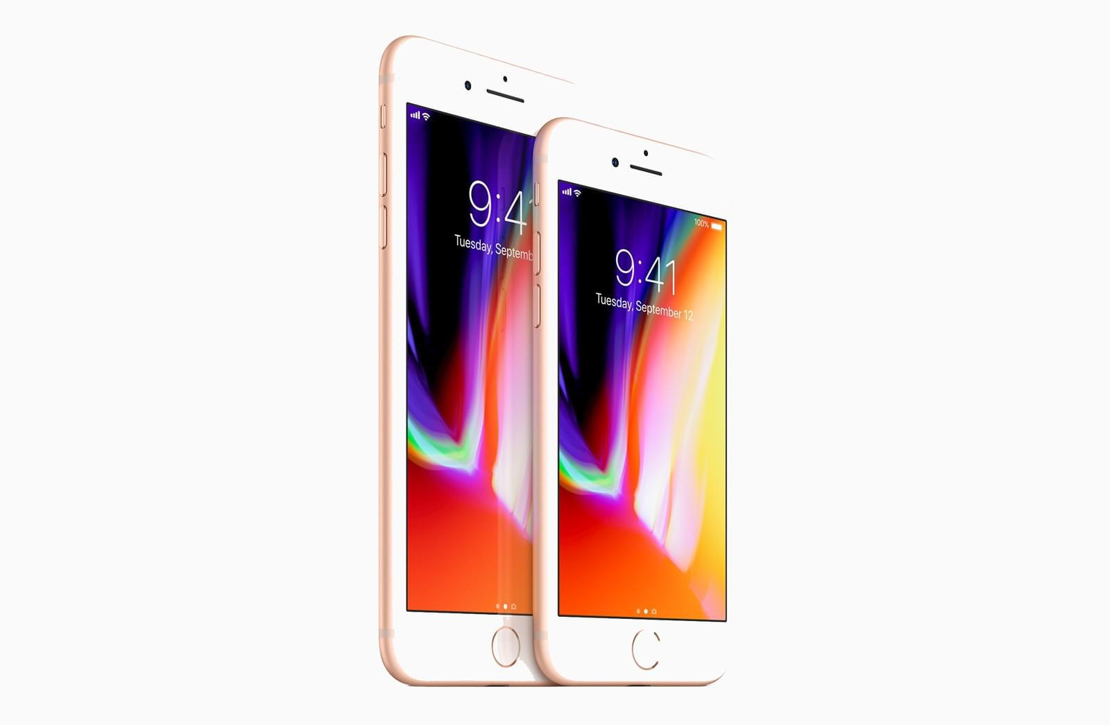 iPhone8外观与7差别不大 最明显改变是用玻璃后壳
