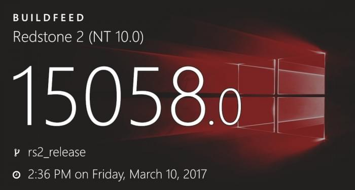 Windows 10 Build 15058发布:再次取消水印和过期时间的照片 - 1