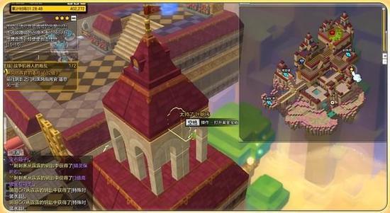 夺宝奇兵 冒险岛2玫瑰城的黄金宝箱怎么开