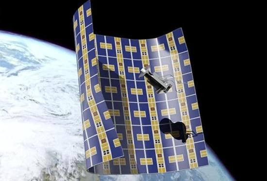 美公司打造膜飞船:可包裹太空垃圾拖入大气层