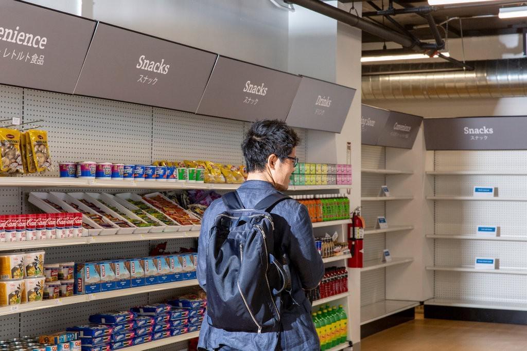 这家无人零售店纯靠摄像头判定购物,技术却待提高