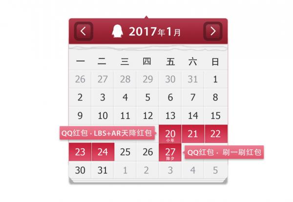 2017春节红包攻略:QQ出剑 支付宝接招的照片 - 2