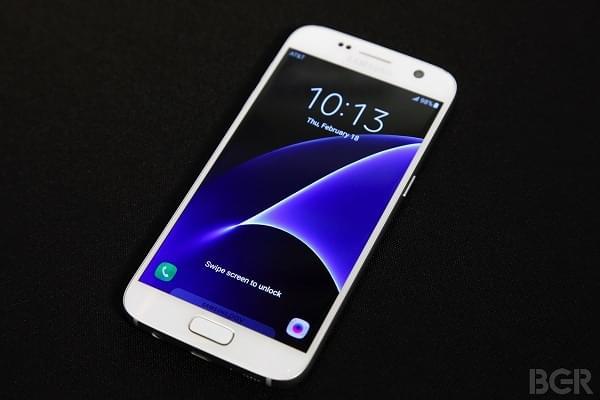 报道称三星不慌不忙仍定于在明年发布Galaxy S8的照片