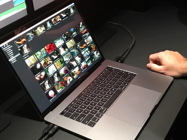 全新MacBook Pro评测:Touch Bar是亮点 但需要习惯的照片 - 15