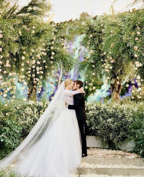 宇博Chiara结婚了 这场网红婚礼究竟有多时髦