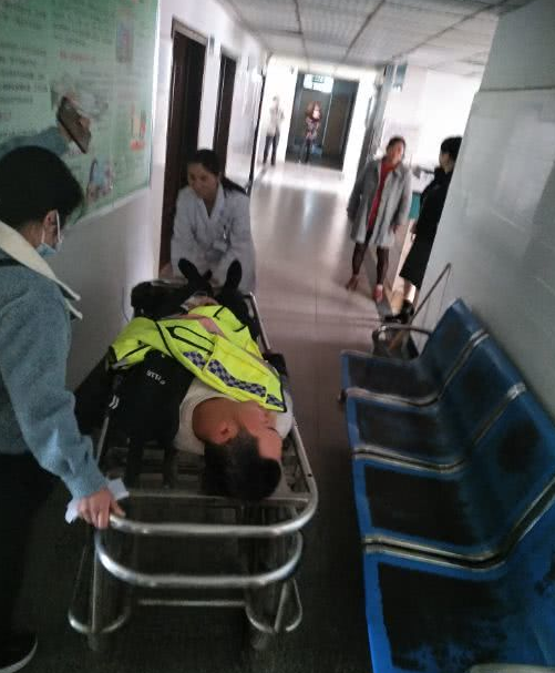 学生写生时遭山蜂袭击女老师因保护学生进了ICU