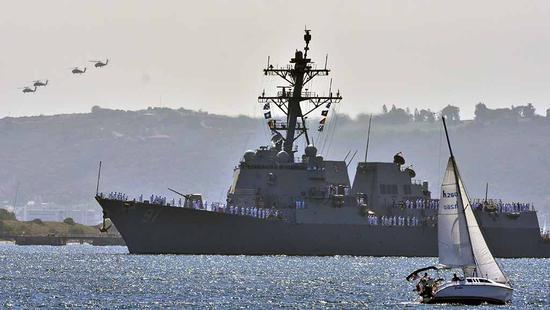 美国海军再出丑闻:水兵为黑帮偷了20枚手榴弹