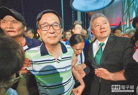 陈水扁不满录像谈话也要申请 上网求安慰被骂惨