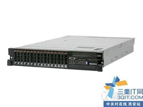 至强E5核心 IBM x3650 M5西安15500元