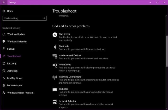 微软承认Win10创作者更新出现蓝牙连接问题 承诺尽快修复的照片