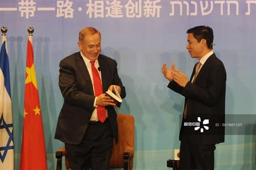以色列总理会面李彦宏 中以企业会有何化学反应?