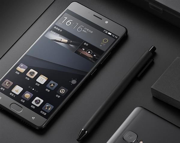 金立M6S Plus开卖:6GB内存+6020mAh的照片 - 2