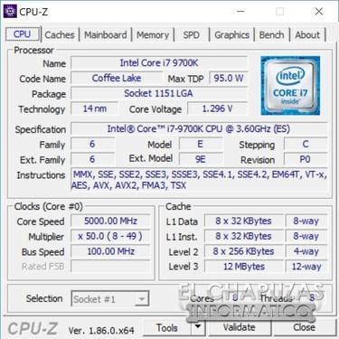 英特尔i7-9700K将发布:正常迭代的产品