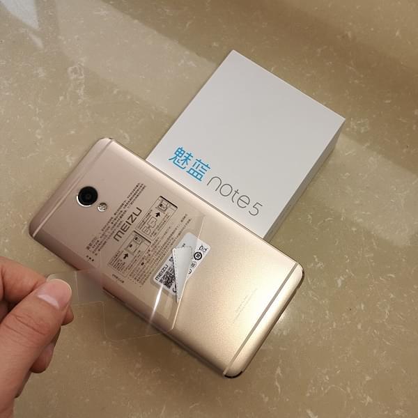 香槟金 PRO 6 Plus (顶配版) 与 魅蓝 Note 5 上手图赏的照片 - 13