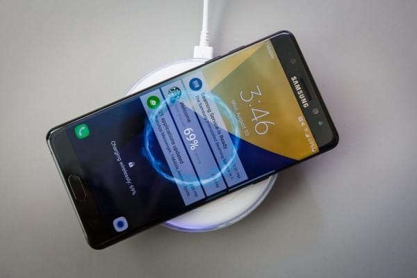三星宣布10月28日在欧洲市场发售Galaxy Note 7的照片