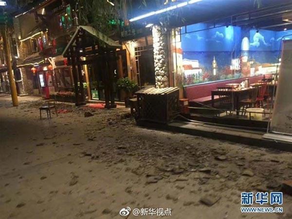 九寨沟震区今明天以多云为主 10日夜间起降雨增多