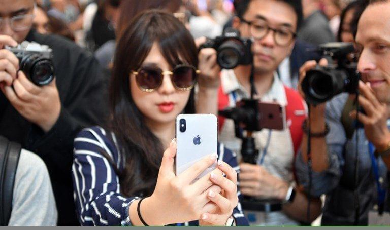 苹果将利用iPhone X将我们带入面部识别时代