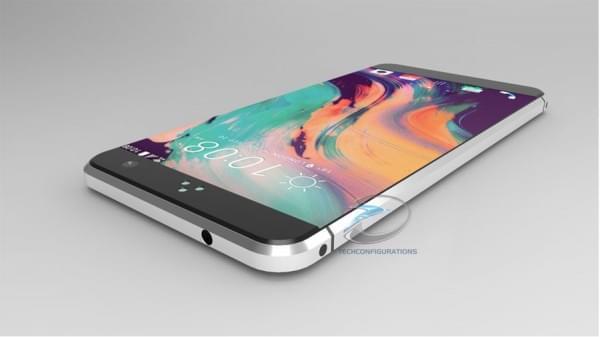 HTC无按钮Ocean渲染图曝光:双摄像头+USB-C端口的照片 - 7