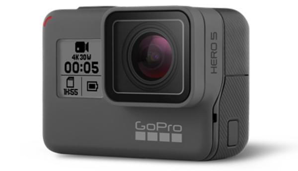 2021年全球运动相机市场将增长15%