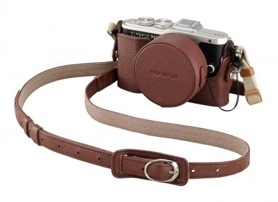 奥林巴斯入门M43相机新品PEN E-PL8 浓郁复古风