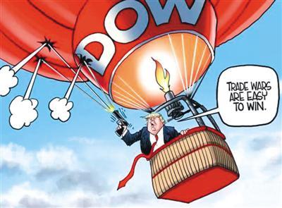 特朗普轻启战端后果难料 美政府招来众怒群起反制