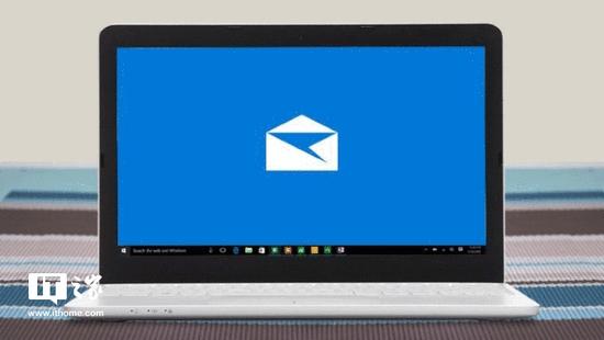 Win10 RS5预览版 强制用Edge打开邮件程序中链接