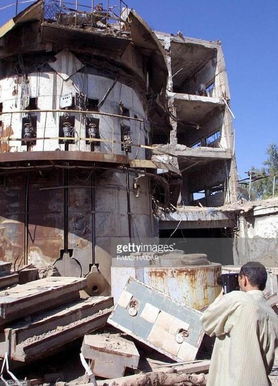 贾盖上空的战鹰 以色列曾想突袭巴基斯坦核设施