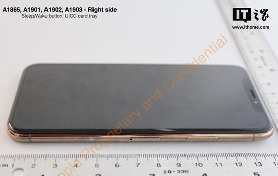 腮红金苹果iPhone X官方图片首现:采用LCD屏幕