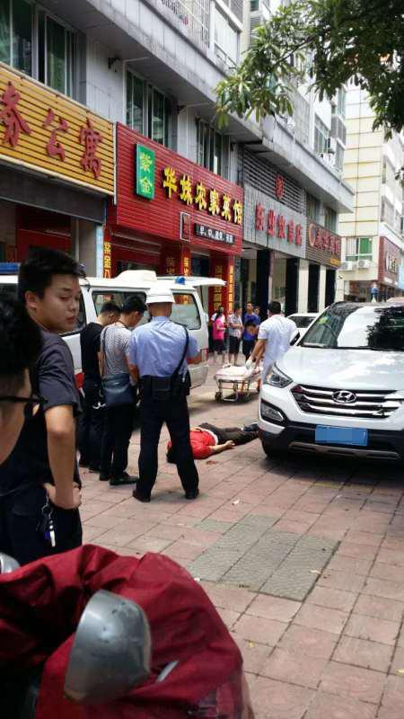 嫌犯在被调查取证时跳楼身亡,广东河源警方称其挣脱控制逃跑