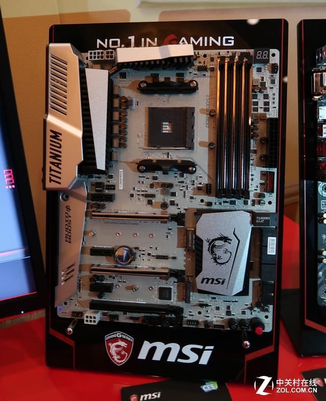 CES专访王嘉颐:MSI专注做好电竞产品