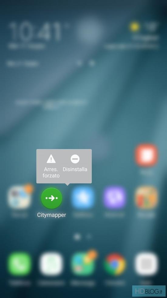 Galaxy Note7全新TouchWiz UX用户界面曝光的照片 - 4
