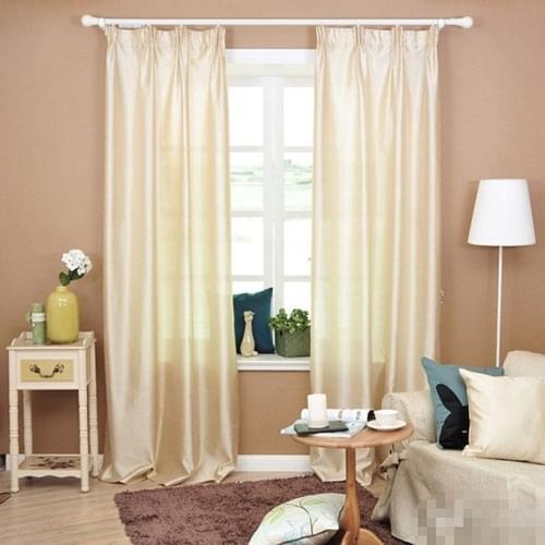 窗帘搭配,窗帘色彩,面料质地,青岛装修设计