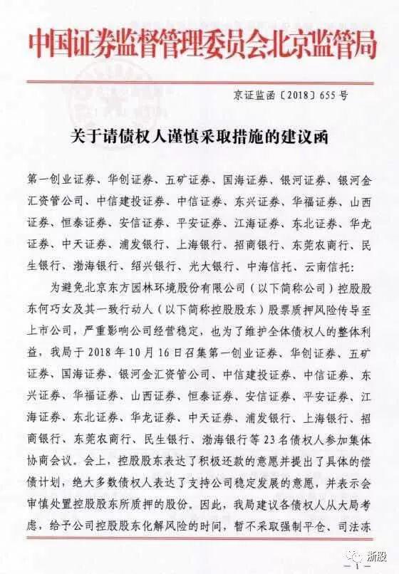 何巧女遇至暗时刻 北京证监局召集债权人开会力挺