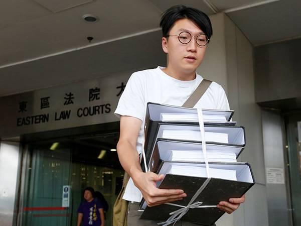 香港旺角骚乱案 陪审团裁定梁天琦一项暴动罪成立