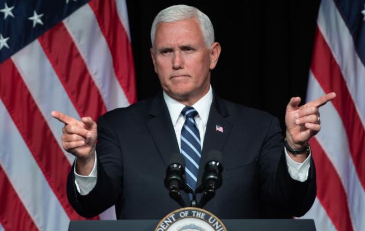 """美副总统:2020年开始组建""""太空军"""" 不排除使用核武"""