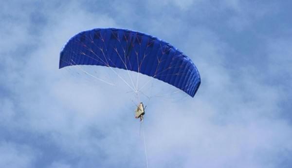 风筝发电 英国人民将用上450m高空送来的电力的照片 - 1