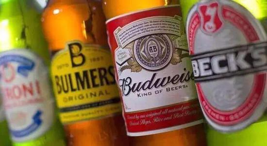 百威英博和嘉士伯用20年攻下中国啤酒半壁江山