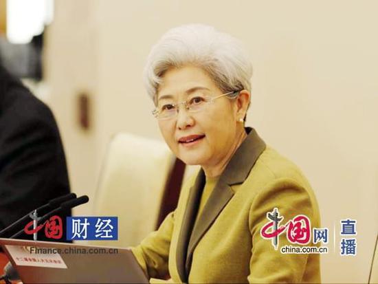 傅莹:正在修订中小企业促进法 2020年实现税收法定