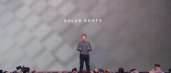 特斯拉太阳能屋顶的造价可能低于普通屋顶的照片