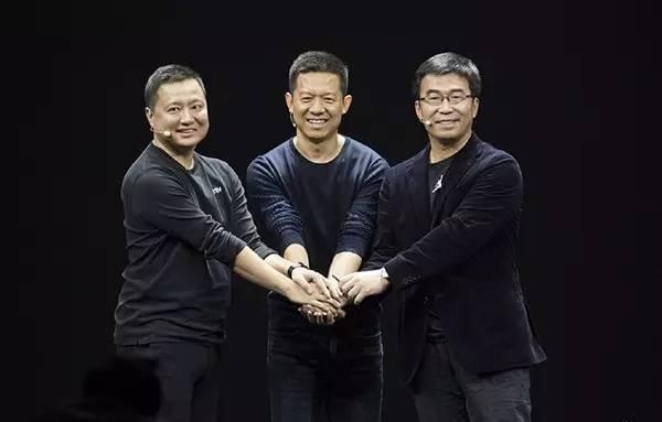 消息称乐视CEO贾跃亭正发动乐视中高层四处筹措资金的照片